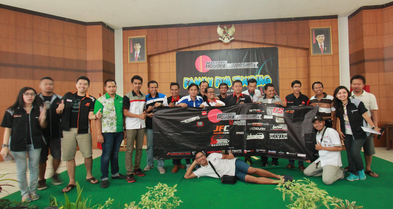 Gathering Semarang Es Squad Joglosemar
